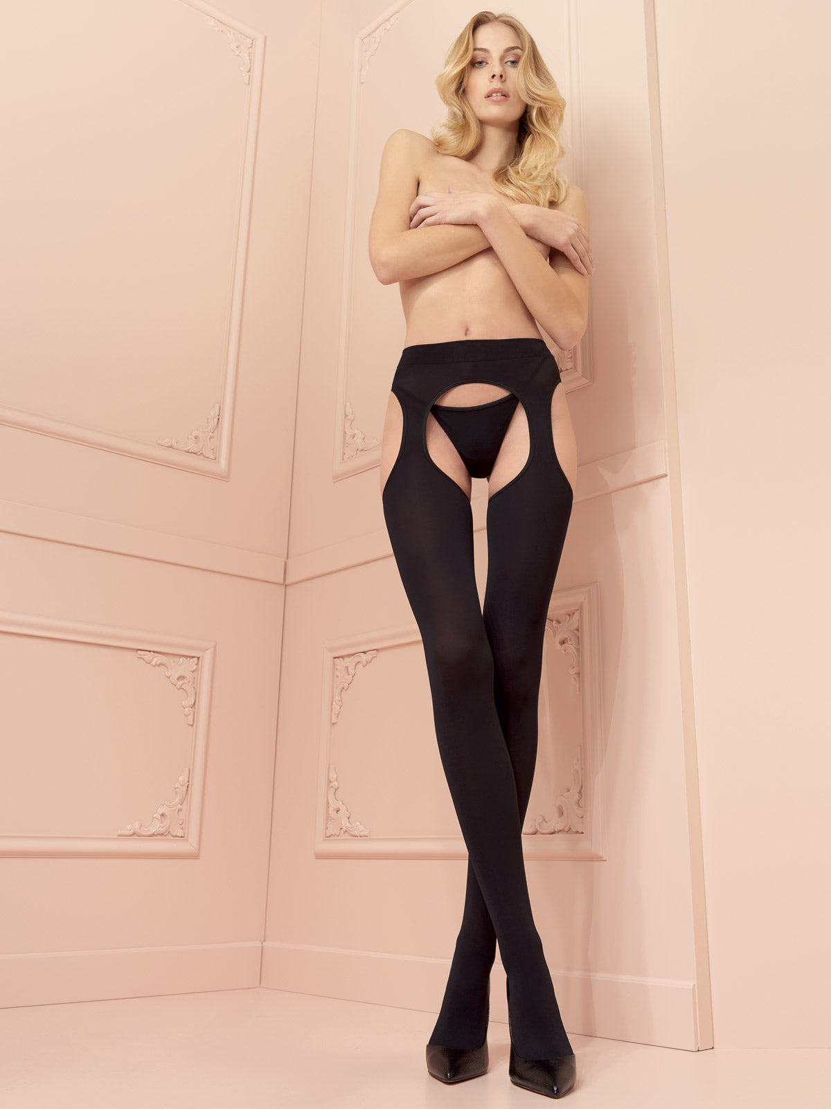 Trasparenze Cortina Strip Pantyhose