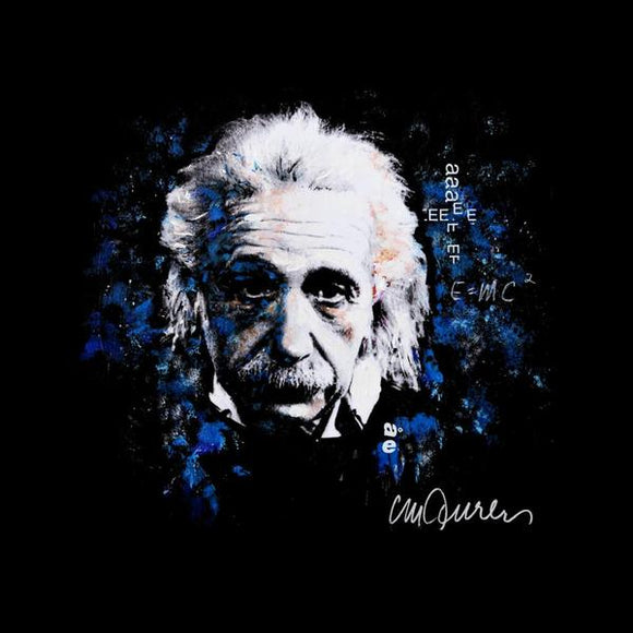 Albert Einstein E Equals MC2