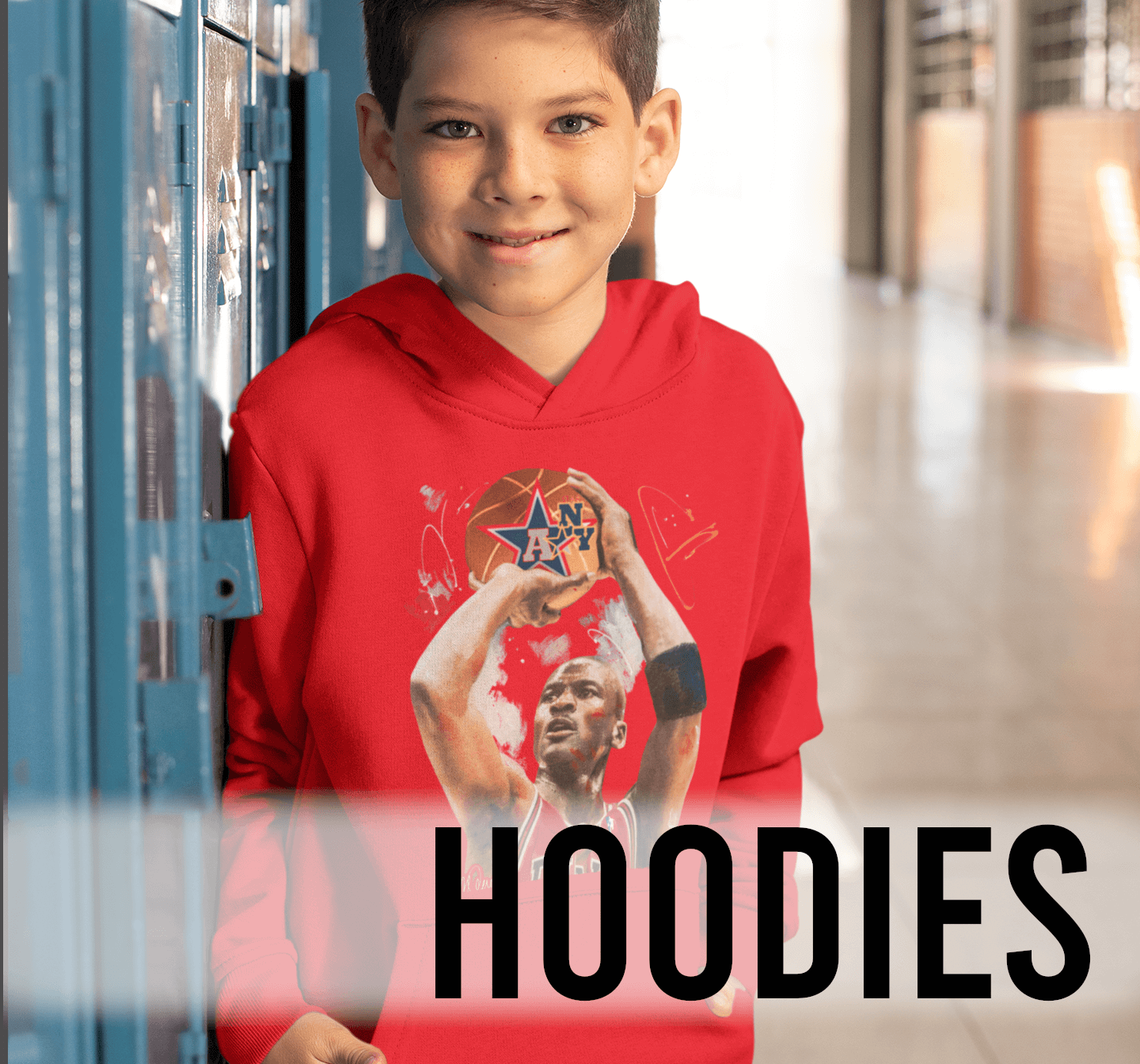 Kid's Hoodies