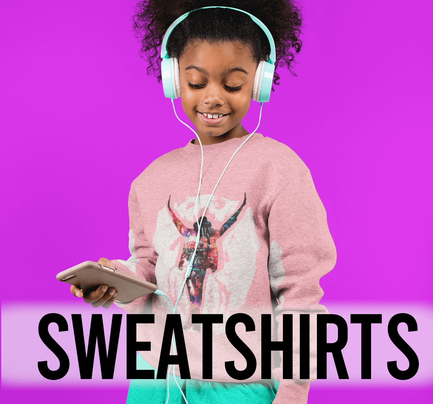 Kid's Sweatshirts