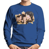 Sidney Maurer Original Portrait Of The Beatles Side Profile Mens Sweatshirt - Mens Sweatshirt