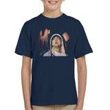 Sidney Maurer Original Portrait Of Eminem Kids T-Shirt - Kids Boys T-Shirt