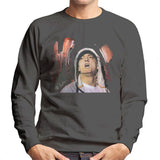 Sidney Maurer Original Portrait Of Eminem Mens Sweatshirt - Mens Sweatshirt