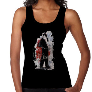 Sidney Maurer Original Portrait Of Frank Sinatra Side Shot Womens Vest - Womens Vest