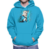Sidney Maurer Original Portrait Of Daniel Radcliffe Harry Potter Mens Hooded Sweatshirt - Mens Hooded Sweatshirt