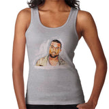 Sidney Maurer Original Portrait Of Kanye West Womens Vest - Womens Vest