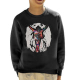 Sidney Maurer Original Portrait Of Michael Jackson This Is It Kids Sweatshirt - Kids Boys Sweatshirt