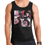 Sidney Maurer Original Portrait Of The Beatles Let It Be Mens Vest - Mens Vest