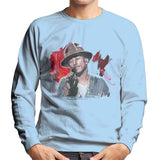 Sidney Maurer Original Portrait Of Pharrel Williams Live Mens Sweatshirt - Mens Sweatshirt