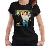 Sidney Maurer Original Portrait Of Queen Womens T-Shirt - Womens T-Shirt