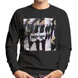 Sidney Maurer Original Portrait Of Michael Jackson 90s Mens Sweatshirt - Mens Sweatshirt