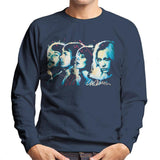 Sidney Maurer Original Portrait Of Abba Side Profile Mens Sweatshirt - Mens Sweatshirt