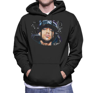 Sidney Maurer Original Portrait Of Booba Men's Hooded Sweatshirt