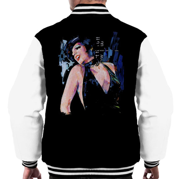 Sidney Maurer Original Portrait Of Liza Minnelli Cabaret Men's Varsity Jacket