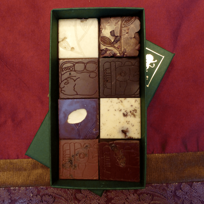Typical Chocolate Bar Tasting Kit