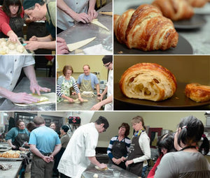 Hands On Croissants Class