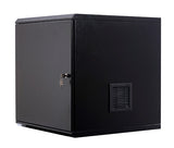 Orion Acoustic Wall Cabinet in Black