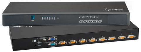 Orion KVM Switches 8 Port