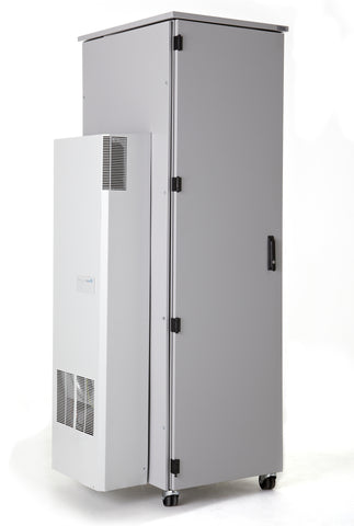 Orion Air Conditioned Server Rack Exterior
