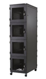 45U Co-location Rack 600 x 1200, 2 Compartments