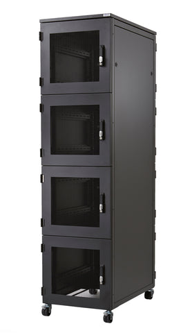 42U Co-location Rack 600 x 1000, 3 Compartments
