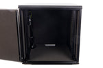 Orion Acoustic Wall Mount Data Cabinet in Black - Interior