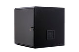 Orion Acoustic Wall Mount Data Cabinet in Black