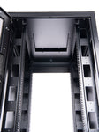 Orion Free Standing Data Cabinets Cable Interior Detail