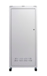 Orion Free Standing Data Cabinets Rear Door Grey