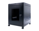 Orion Free Standing Data Cabinets Small Black