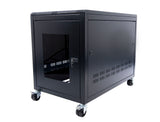 27U Value Server Rack 600 x 900