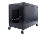 12U Value Server Rack 600 x 1000