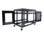9U Value Server Rack 600 x 1000