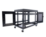 12U Value Server Rack 600 x 900