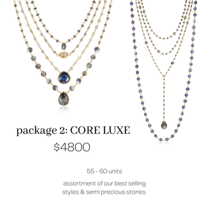 Package 2: Core Luxe