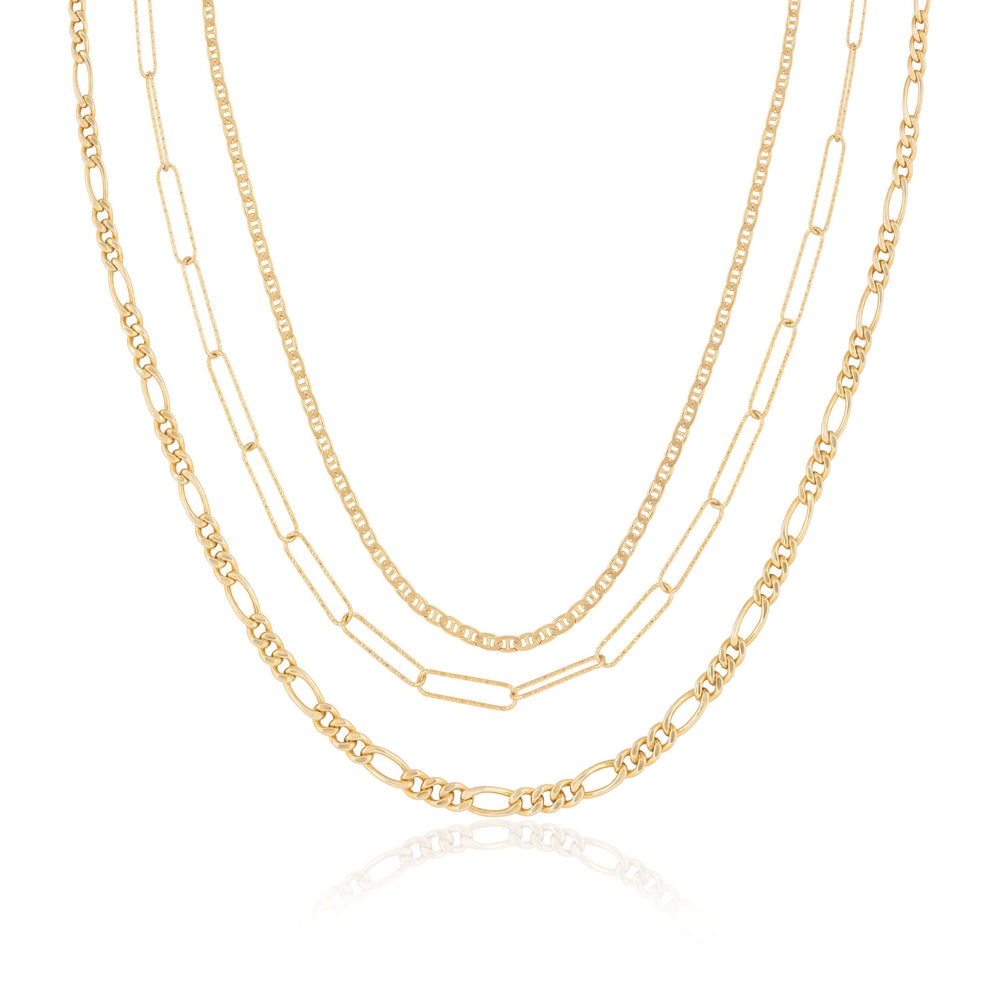 three layer chain | figaro