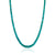 Aqua Ethiopian Opal Candy Necklace