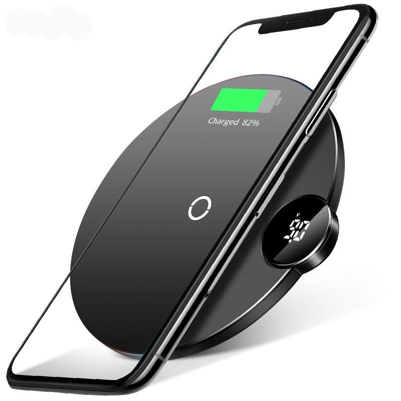 High-end Qi Wireless Charger
