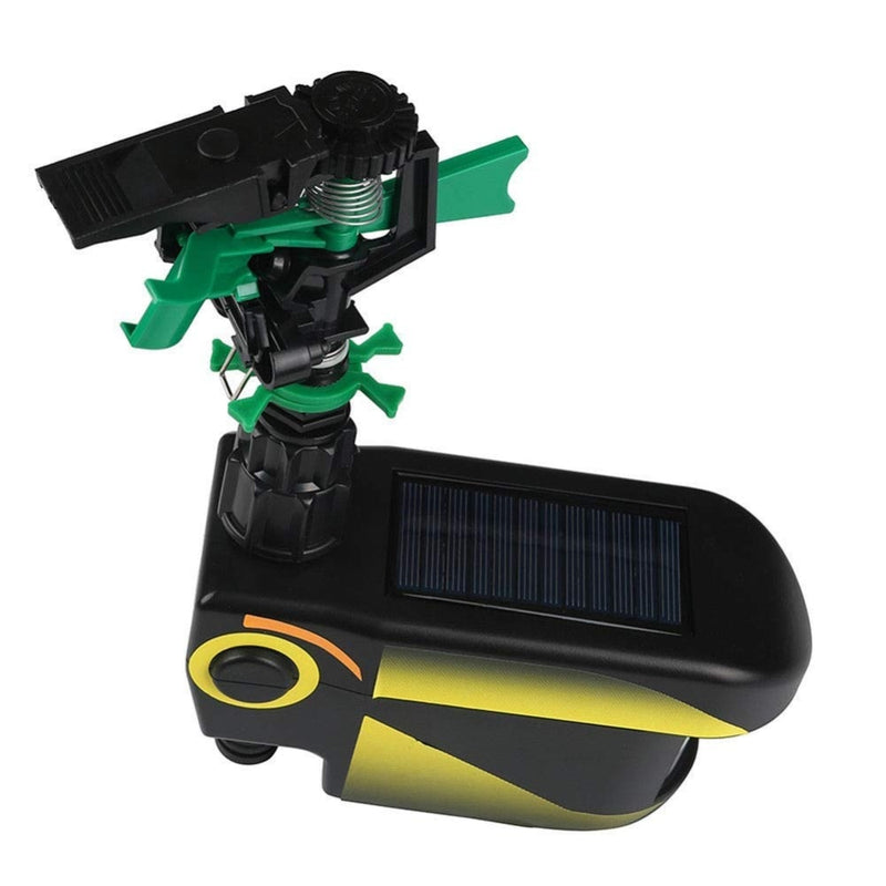 Garden Solar Powered Motion Activated Animal Repellent Sprinkler