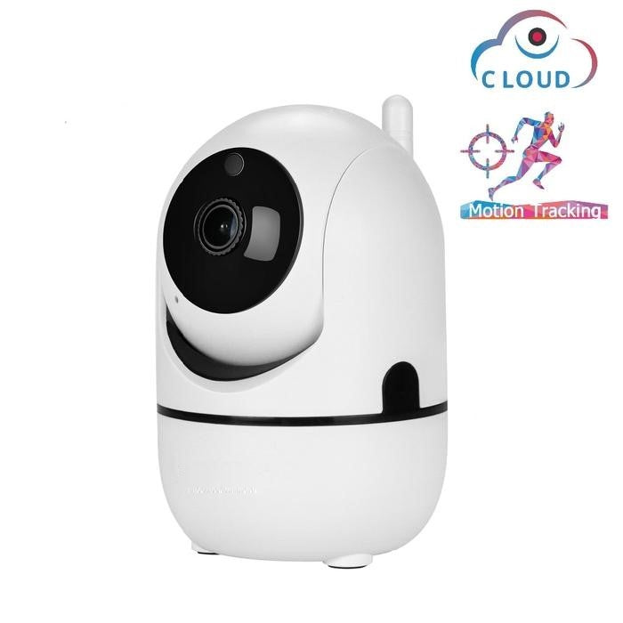 Cloud Wireless IP Camera with Intelligent Auto Tracking of Motion Detection