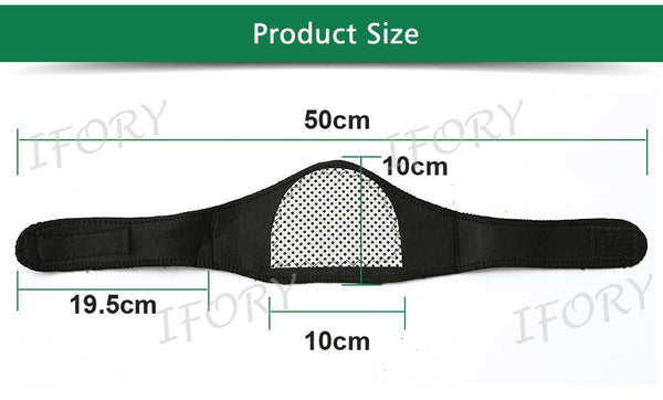 Self-heating Neck Protection Belt