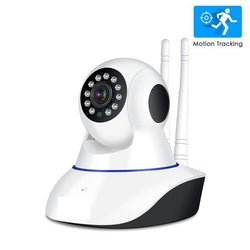 High Resolution Wireless Surveillance Camera with Night Vision