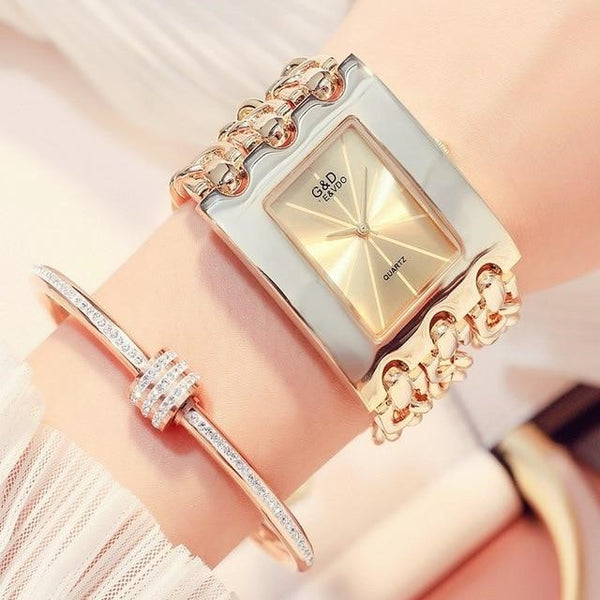 Fashion Strap BraceletWristwatch