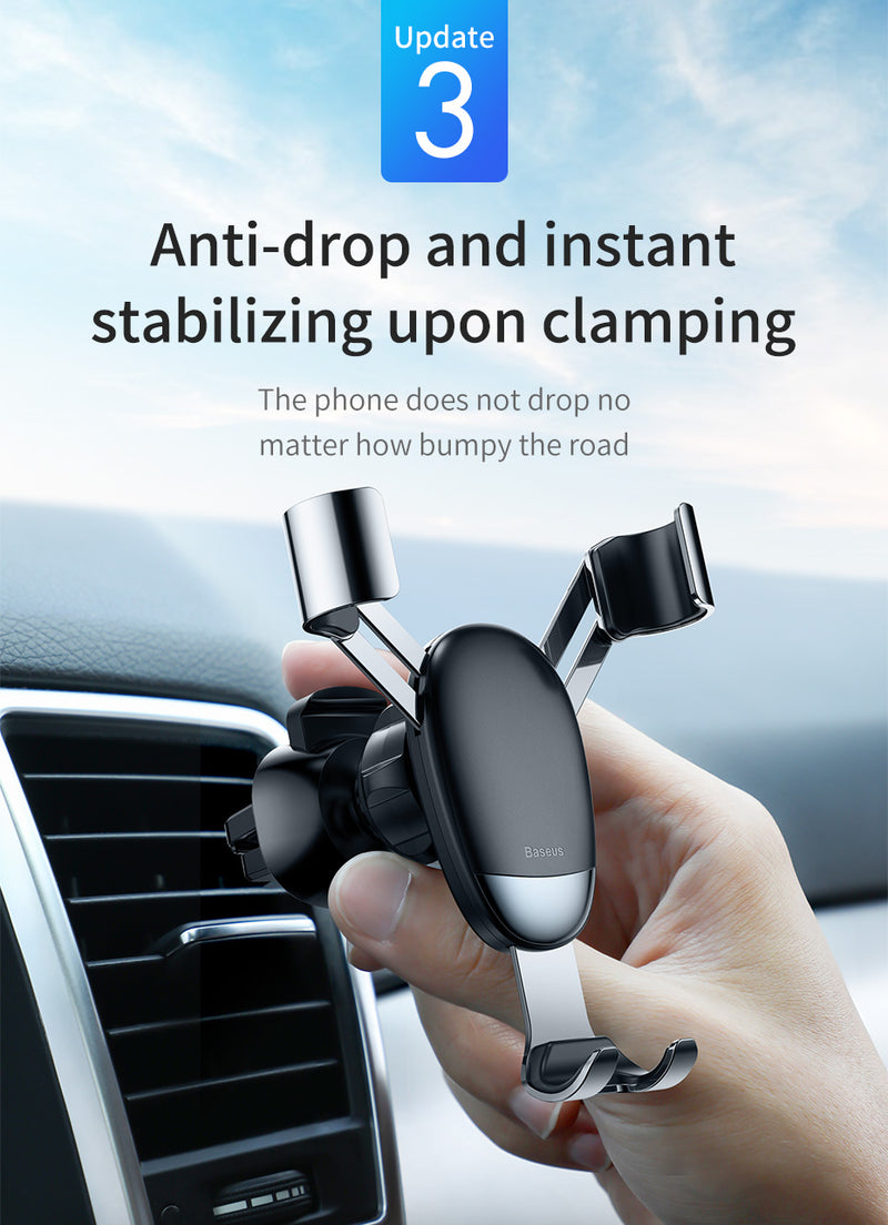 High-end Car Mount Universal Phone Holder