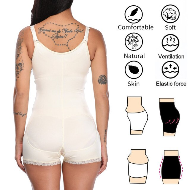 Body Shaper and Tummy Control Women's Bodysuit
