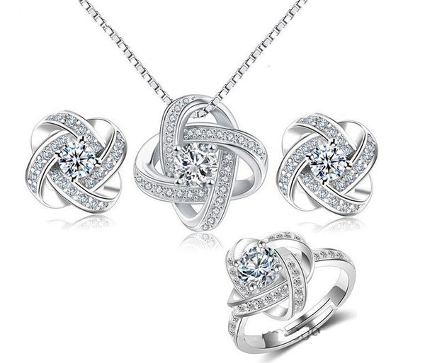 Stunning Bridal Jewelry Set