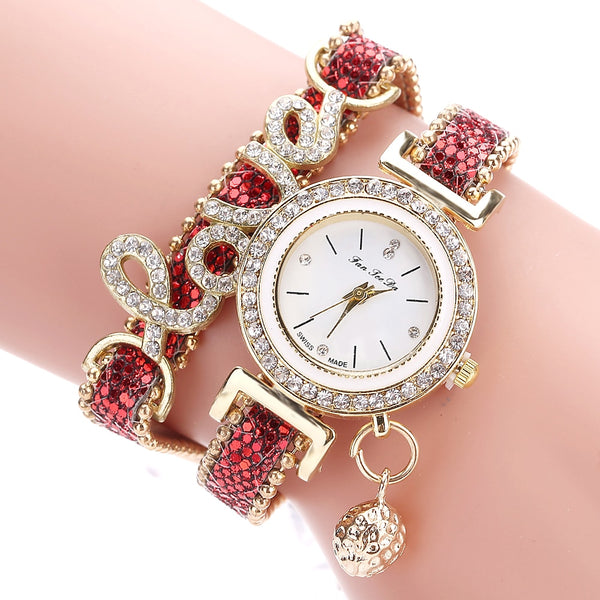 Love Bracelet Watch