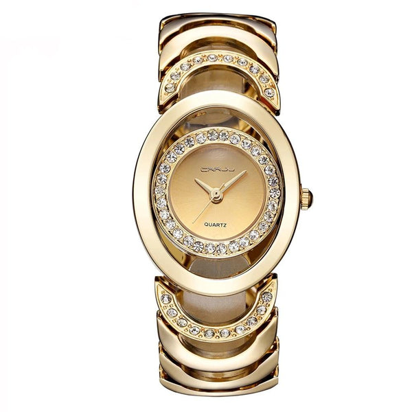 Rhinestone Luxury Women Wrist Watch