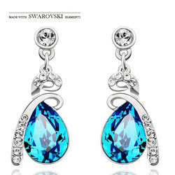 Austria Crystal Earrings For Women
