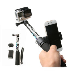 Action Camera Selfie Stick